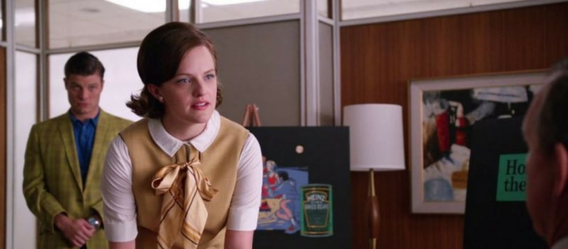 Peggy Olson dans Mad Men