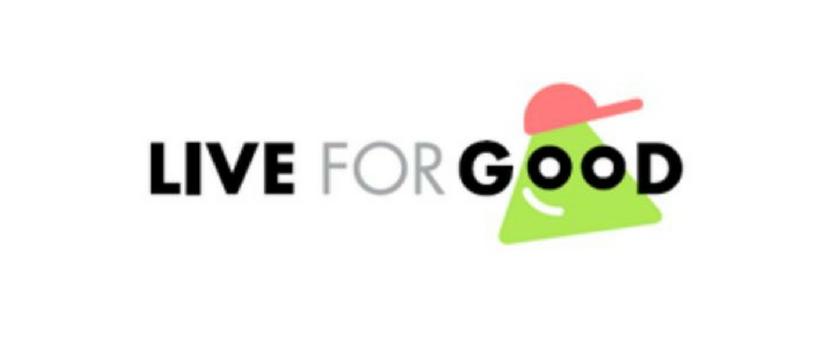 logo live for good