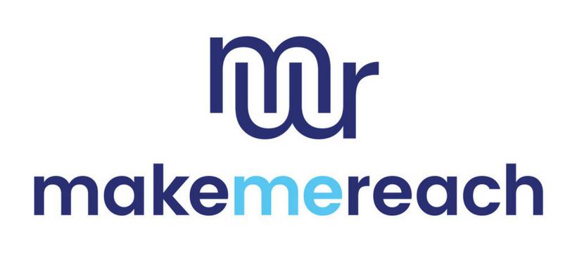 logo de la startup AdTech MakeMeReach