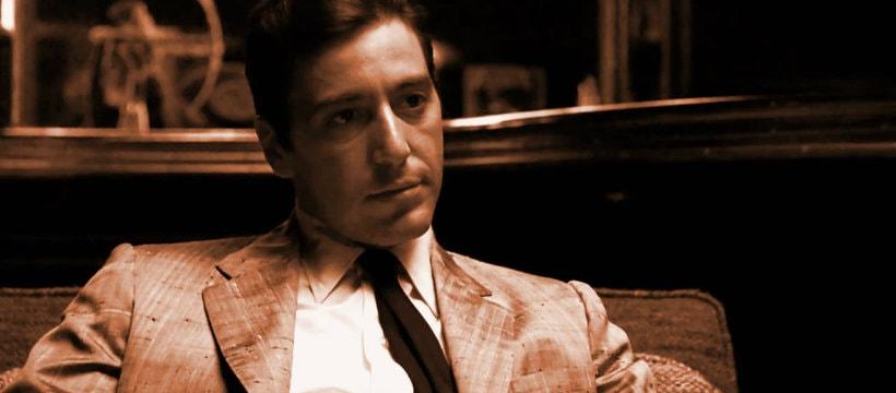 Michael Corleone, dans le Parrain