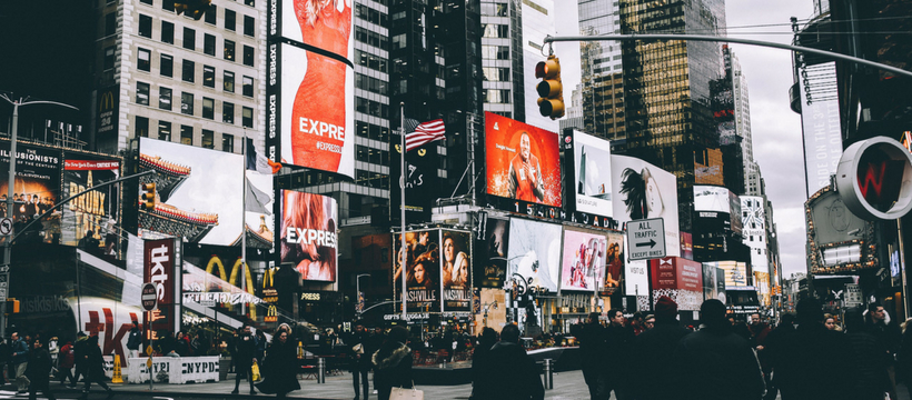 times square à new york