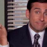 steve carell dans the office