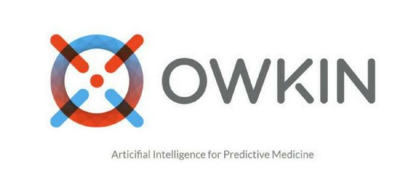 logo de la startup owkin