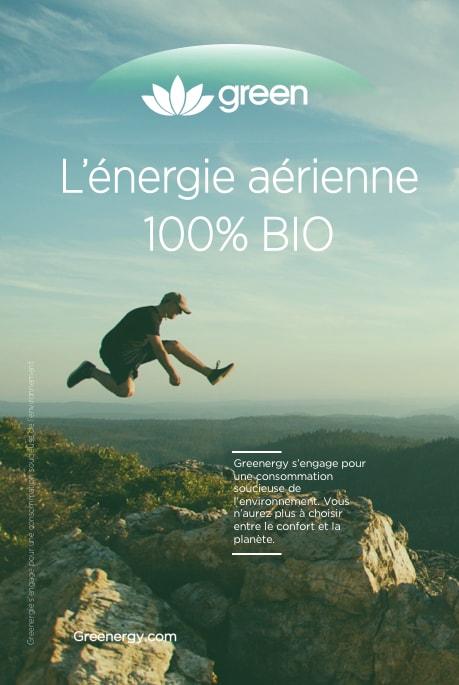 publicité greenery