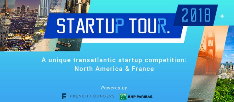 startup tour