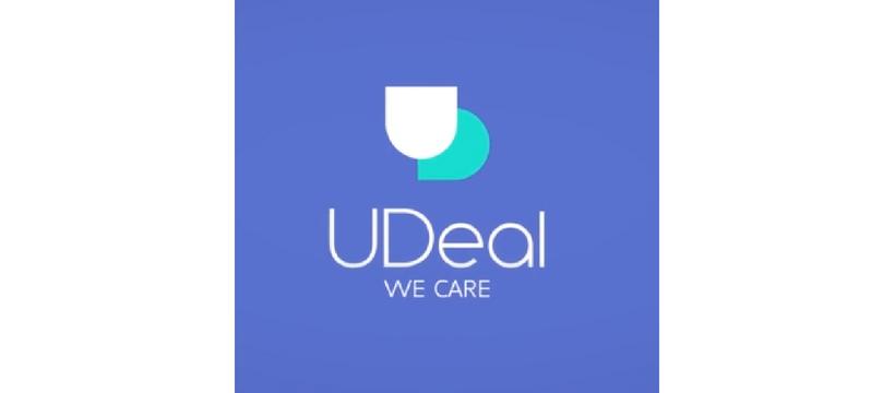 logo de la startup udeal