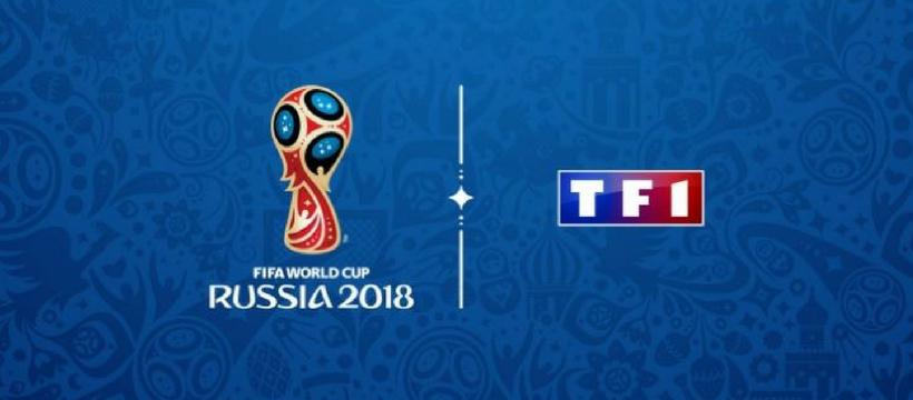 TF1 publicité et Coupe du Monde FIFA