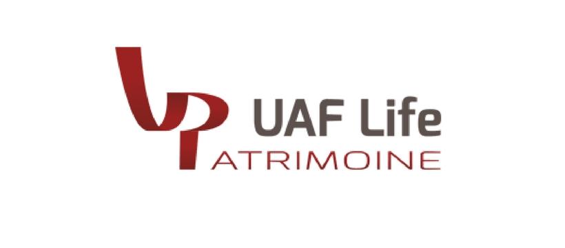 uaf life patrimoine logo