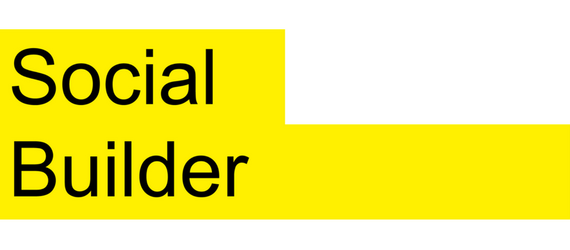 logo de la startup social builder