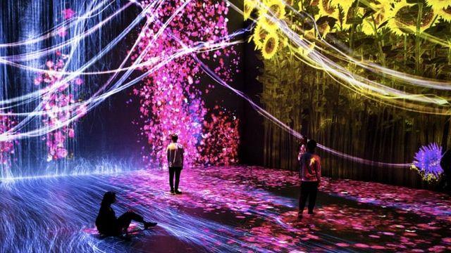 exposition d'art numérique