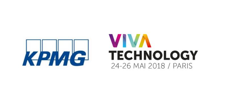 logo kpmg et viva tech