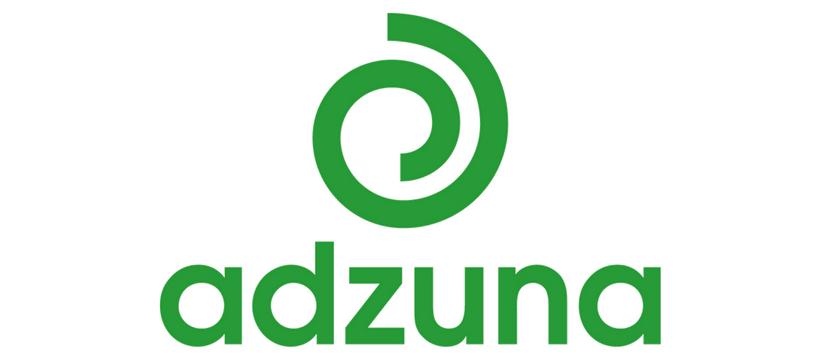 logo de la startup adzuna