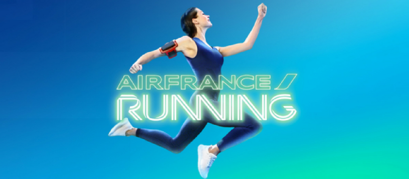 air france running