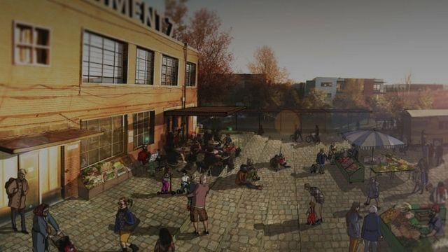 Le bâtiment 7, à Montréal, est un lieu alternatif dédié à la communauté