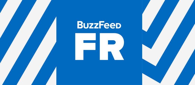 Le logo de BuzzFeed France