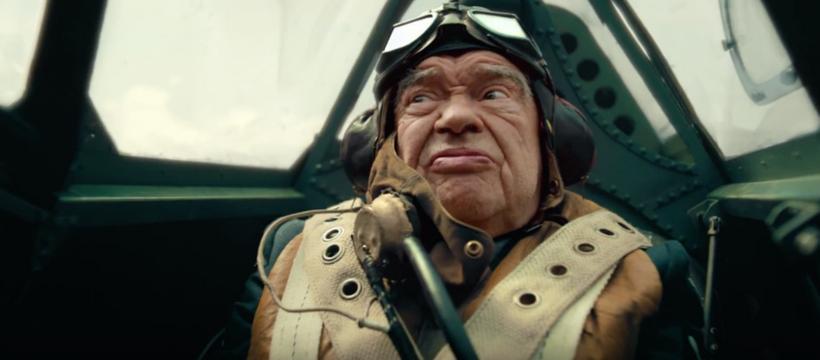 pilote âgé