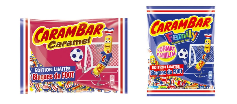 packaging carambar