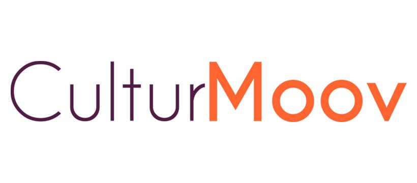 logo de la startup culturmoov