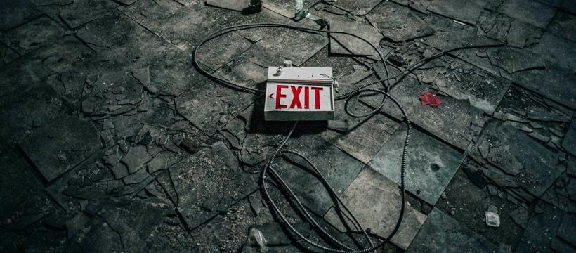 signe exit