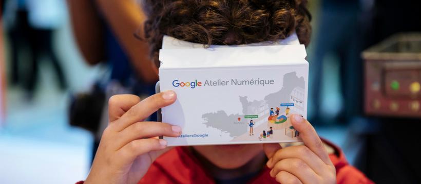 Ateliers Numeriques Google Rennes Diingo Saint-Nazaire digital transformation