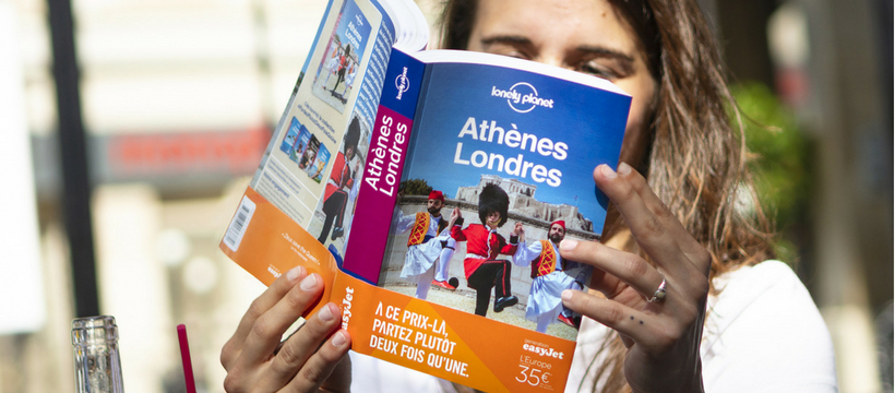guide lonely planet et easyjet