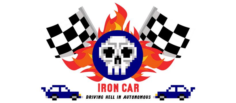 iron car