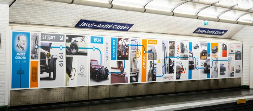 station de métro javel - andré citroën