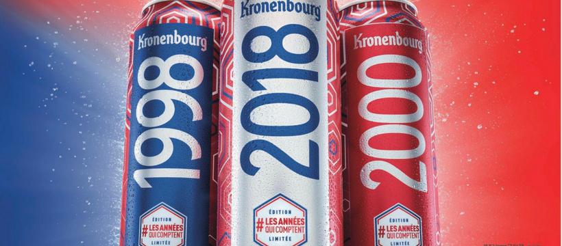 packaging kronenbourg