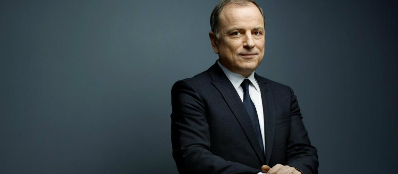 Michael Burke, patron de Louis Vuitton