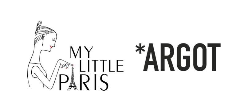 Logo My little grand paris et Argot
