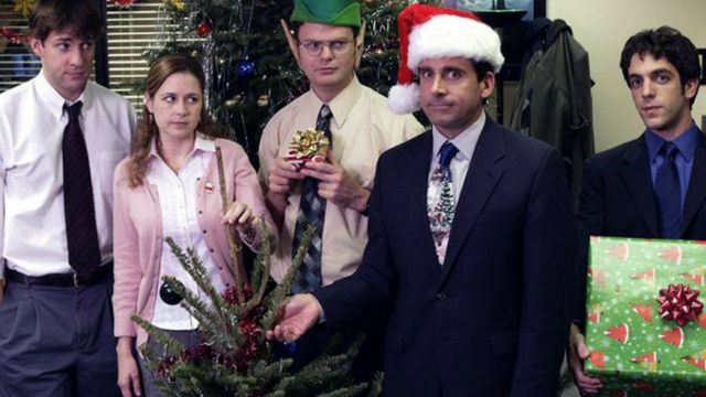 the office (us) christmas party