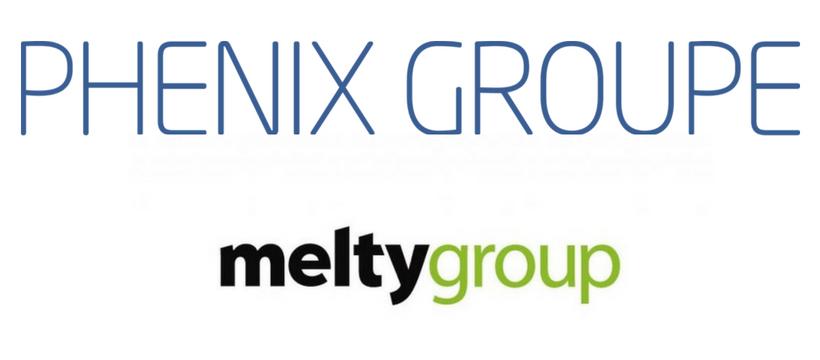 phénix groupe et melty group