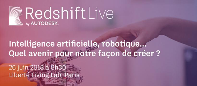 redshift live