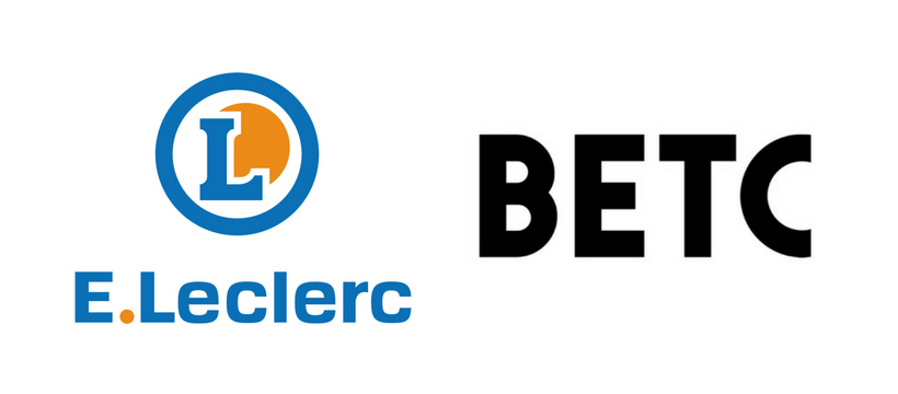logos betc et leclerc