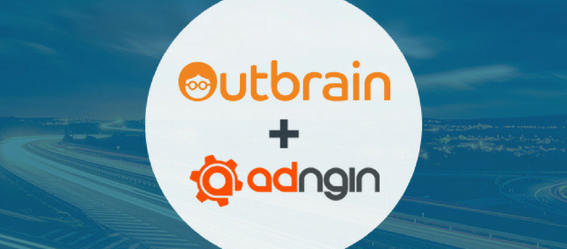 outbrain et adgin logos