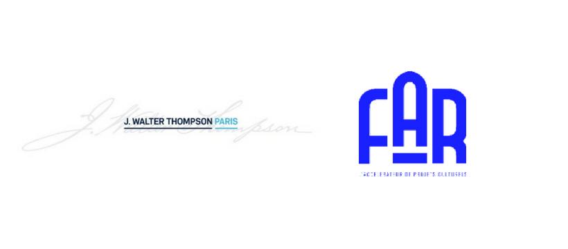 logo j walter thompson paris et incubateur far