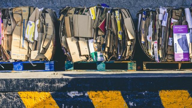 Recyclage et traitement des déchets