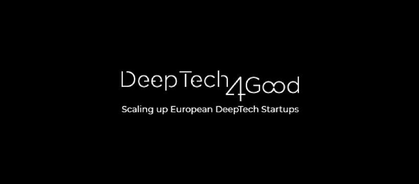Logo deep tech 4 good