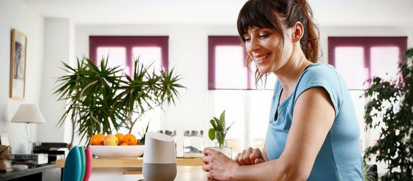 lara assistant virtuel de meetic sur google home