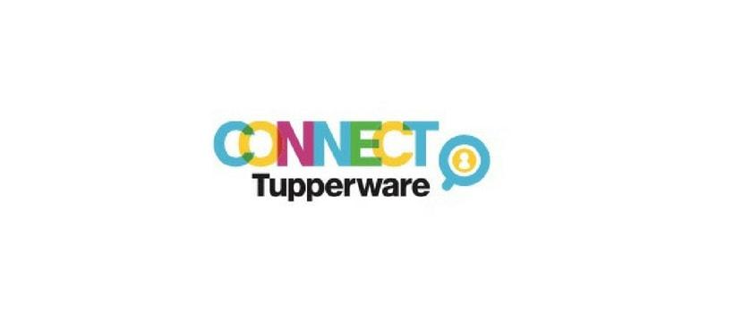 logo connect tupperware