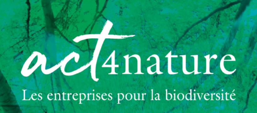 logo act4nature