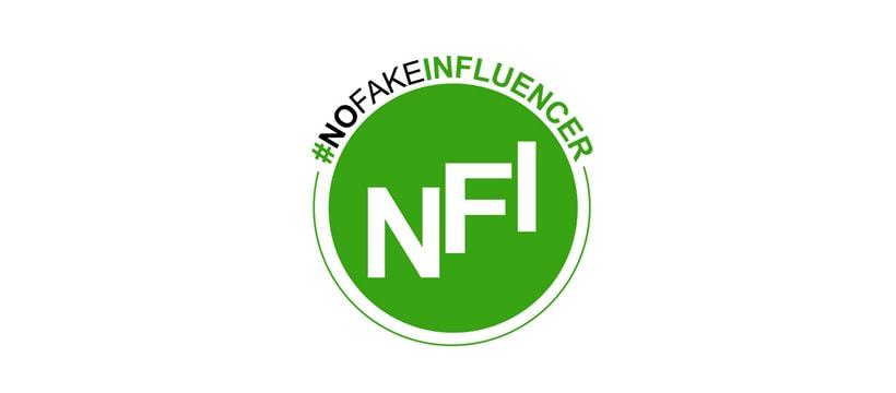 label no fake influencer