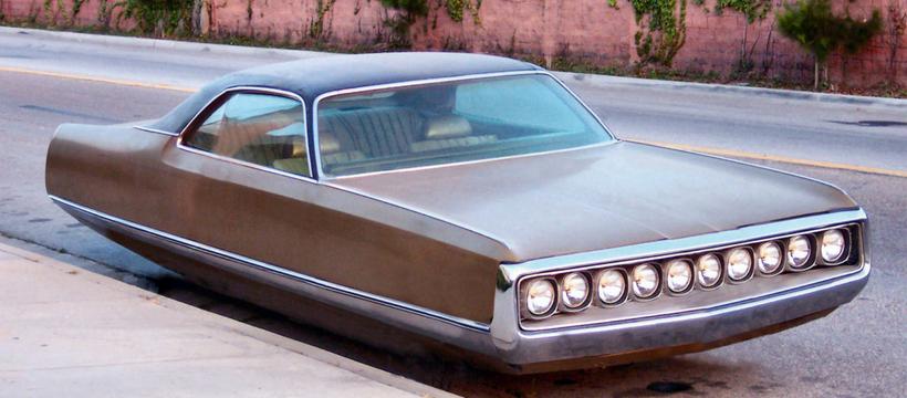 FaceLook Car