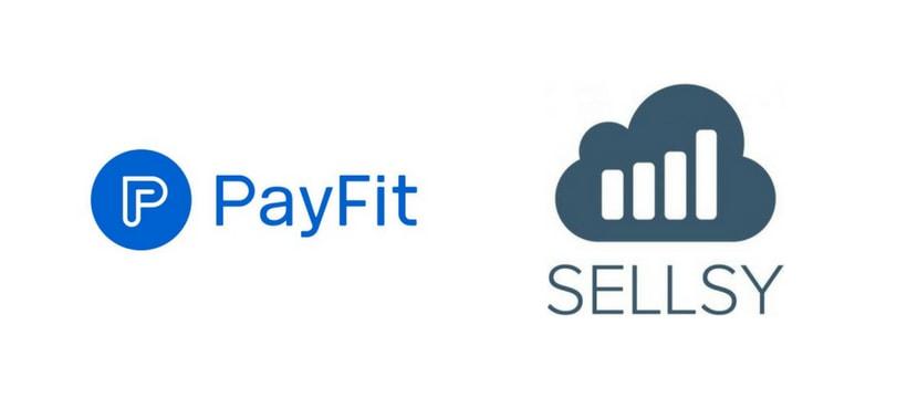 Logos des startups Sellsy et PayFit