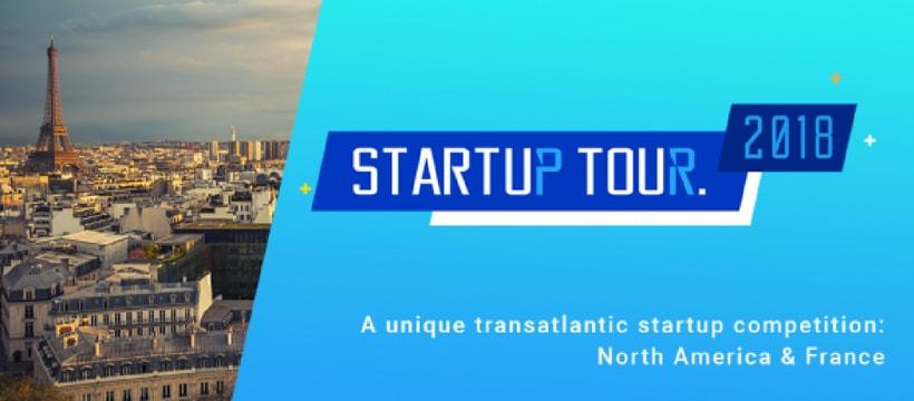 startup tour 2018