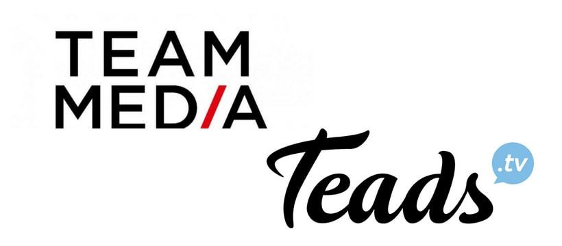 Team Media renouvelle sa confiance à Teads