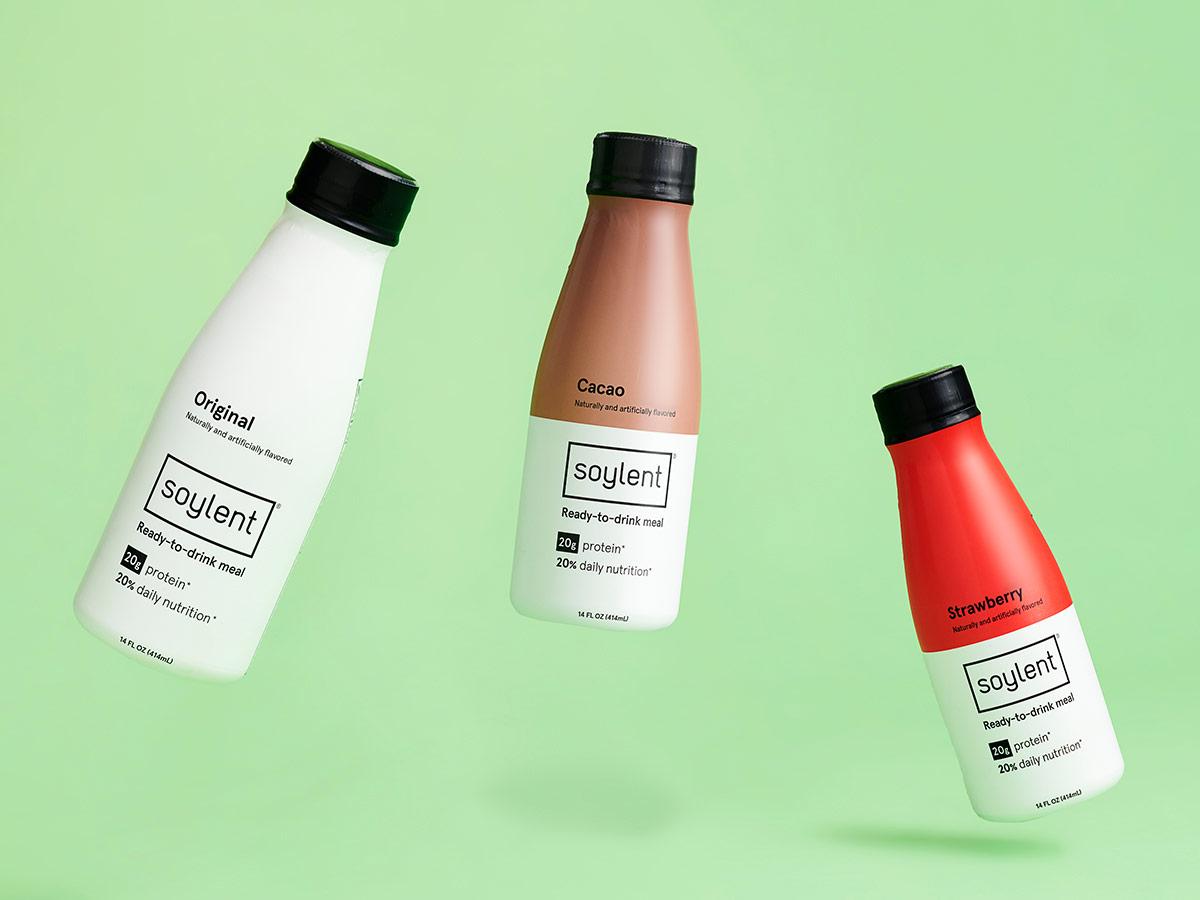 bouteilles Soylent