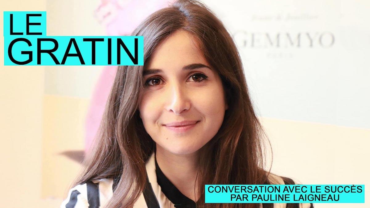 Pauline Laigneau, fondatrice du Gratin, un podcast dédié au succès