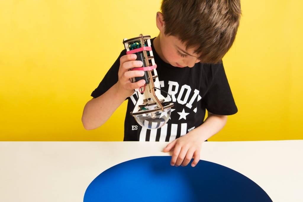 lampe torche à fabriquer pour enfants