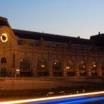 photo musée d'orsay de nuit